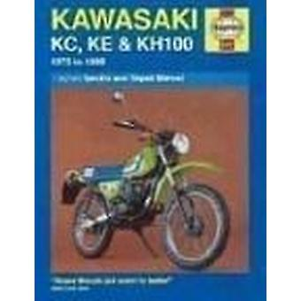 Kawasaki KC - KE and KH 100 (1975-99) Service and Repair Manual (5th