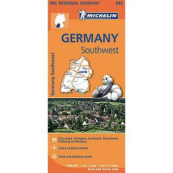 Germany Southwest - 9782067183667 Book