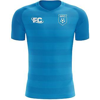 2019-2020 Neapel Concept Training Shirt (Blau)