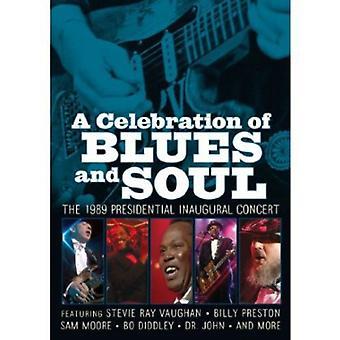 Feiring av Blues & Soul: I 1989 Presidential [DVD] USA importere