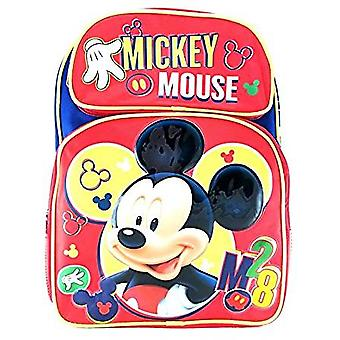 Backpack - Disney - Mickey Mouse Red 3D 16