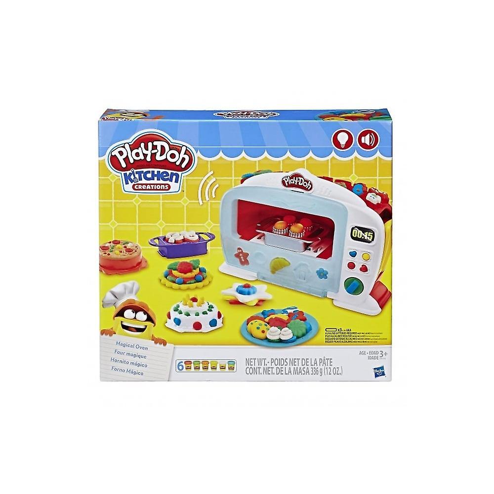 Play-Doh Küche Kreationen magischen Ofen
