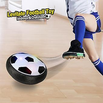 Air Power Football -  Air Power Hover Ball Air Hockey Soccer Toys for Kids Playing Training and Exercise Soccer Indoor