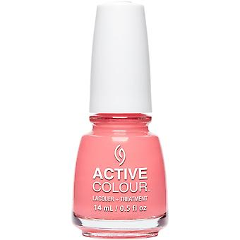 China Glaze Nail Polish & Treatment Collection - For Coral Support 14ml