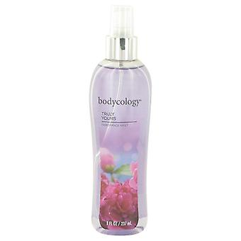 Bodycology truly yours fragrance mist spray by bodycology 530505 240 ml