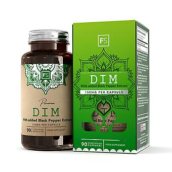 Focus Supplements DIM Diindolylmethane (150mg) Capsules