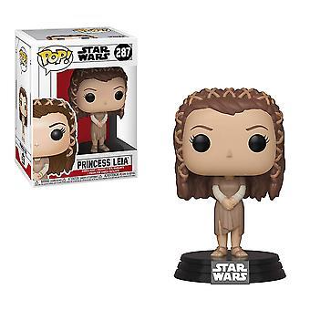 Star Wars prinsessa Leia Ewok kylä Pop! Vinyyli
