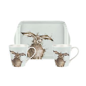 Moersleutel ontwerpen mok en lade instellen Hare