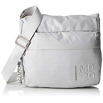 Mandarin Duck Md20 Lux Women's Silver/Silver 10x21x28.5cm (B x H x T) shoulder bag