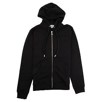 Kenzo Tiger zip hoodie preto/laranja 4XP