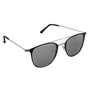 Men's Aviator Sunglasses - Silver/Reflective ZwartHL195_6