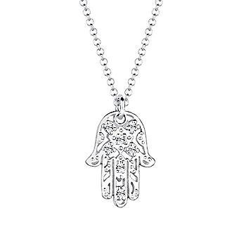 Elli silver kvinnors hängsmycke halsband 925 0105991613_45