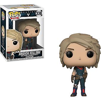Destiny Amanda Holliday Pop! Vinyl