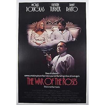 A guerra das rosas (Reprint) poster da reimpressão