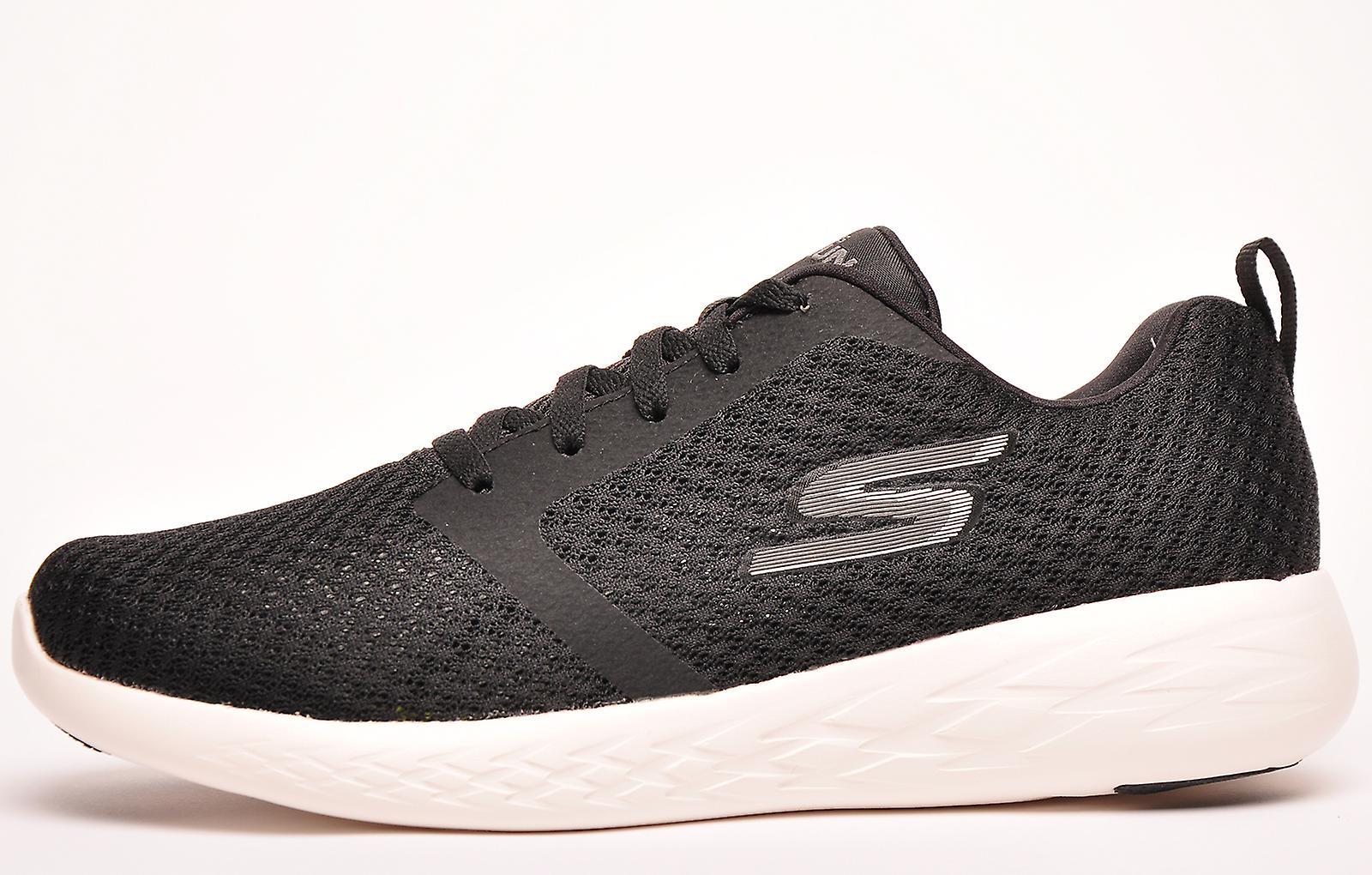 Skechers Go Run 600 Comfort Foam New Black / White