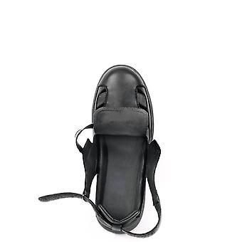 Chums Męskie skórzane sandały wide fit multi-fit
