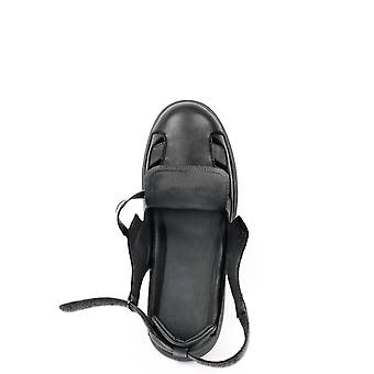 Chums Mens In pelle Sandalo Wide Fit Multi-Fit