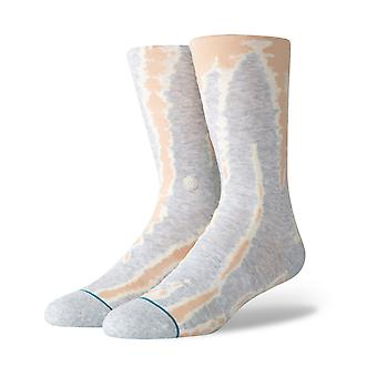 Stance Ava Crew Socks in White