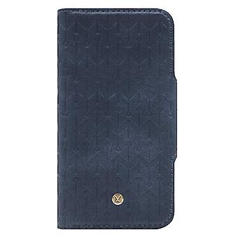 Marvêlle iPhone Xs Max Magnetic Case & Wallet Blue Signature
