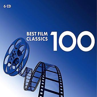 Various Artist - 100 Best Film Classics [CD] USA import