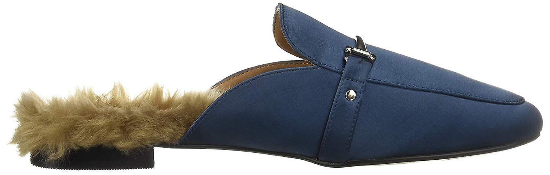 Franco Sarto Womens Devra 2 Fabric Closed Toe Mules