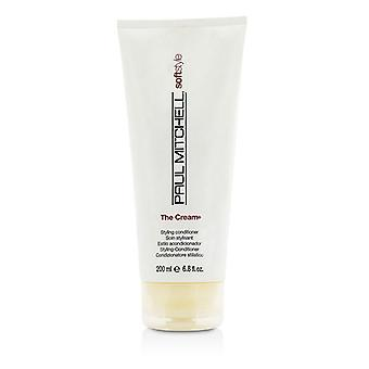 Paul Mitchell Soft Style The Cream Styling Conditioner - 200ml/6.8oz