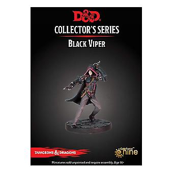 Black Viper D&D Collector's Series Waterdeep Miniature