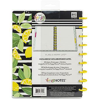 Happy Planner Medium Notebook W/60 Sheets-Good Things, Lined Paper