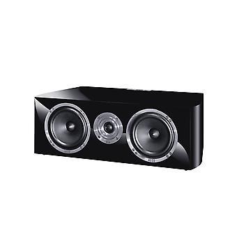 Heco Celan Revolution Center 4, 2 manieren Bass Reflex, Center speaker, zwart 1 stuk