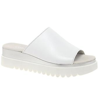 Gabor Emily Rose åben tå Slip på sko