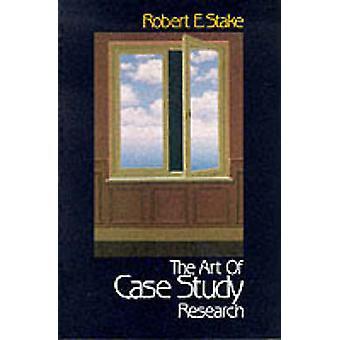 Konst av fallstudie forskning av Robert Stake