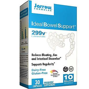 Ideal Bowel Support 299v (30 Veggie Caps) - Formules Jarrow