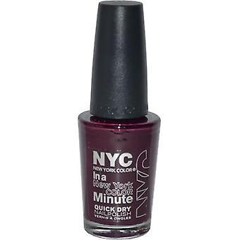 NYC New York Farbe schnell trockenen Nagellack 9,7 ml Manhattan