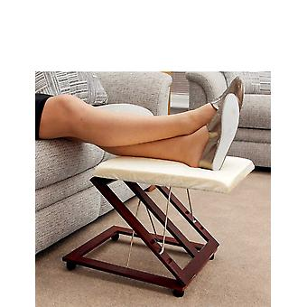 Chums Relaxing Fold Away Adjustable Footstool