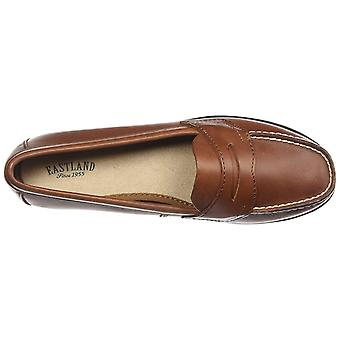 Eastland Womens classic ll Leather Closed Toe Loafers