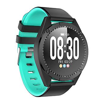 Lige Sports Smartwatch Fitness Sport Activity Tracker Smartphone Watch iOS Android iPhone Samsung Huawei Blue