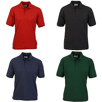 Absolute Apparel Mens Titan Polo