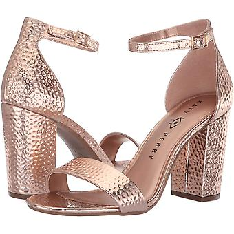 Katy Perry Women's The Goldy Heeled Sandal