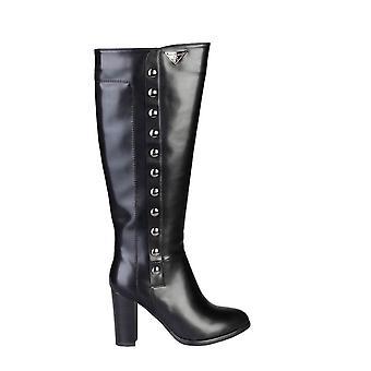 Laura Biagiotti Original Women Fall/Winter Boot - Black Color 30560