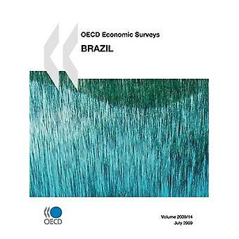 OECD:s ekonomiska undersökningar Brasilien 2009 av OECD Publishing