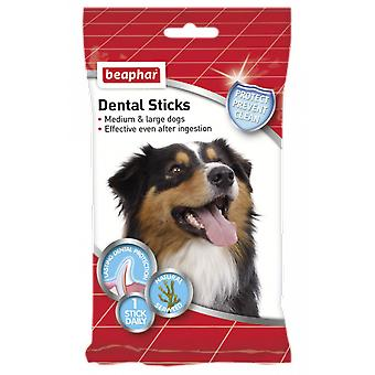 Beaphar Dental Sticks (Dogs , Grooming & Wellbeing , Dental Hygiene)