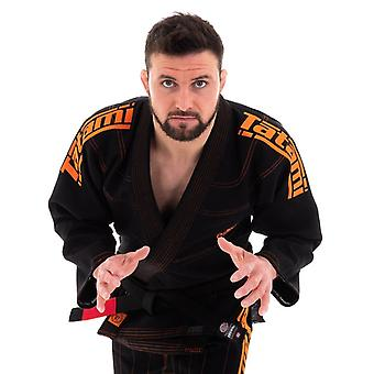 Tatami Fightwear Estilo 6.0 Mens BJJ Gi Black/Orange