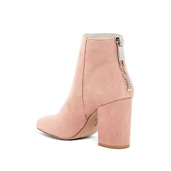Kenneth Cole New York Womens Caylee Leather Closed Toe Ankle Fashion Boots