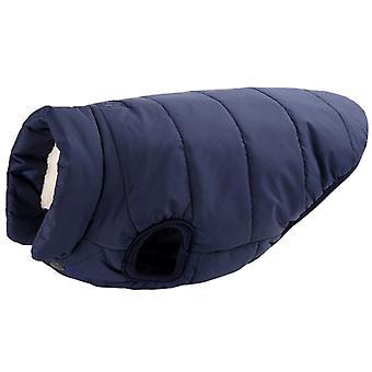 Tengeri kék kutya fedél ősz / tél meleg gyapjú kültéri használatra