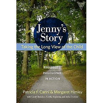 História de Jenny-tomando a visão longa da criança-Philoso do prospeto