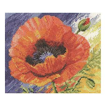 Alisa Cross Stitch Kit - Kiss of Summer