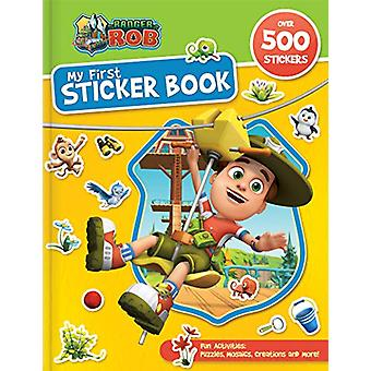 Ranger Rob - My First Sticker Book by Anne Paradis - 9782924786918 Book