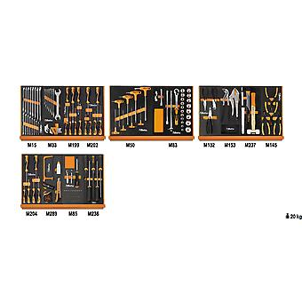 5904 VU/2M Beta Assortment Of 152 Tools For Universal Use