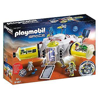 Playset Space Mars Playmobil 9487 Alb