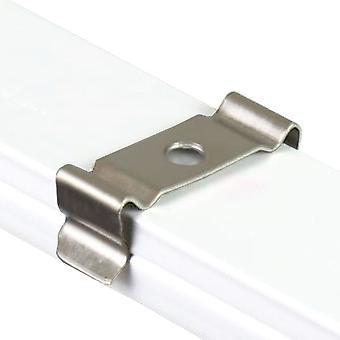 Jandei Clip voor aluminium profiel 12,3 x 6,08mm Pack 10 pc